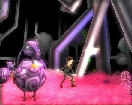 Pantallazo de Charlie and the Chocolate Factory para GameCube