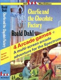 Caratula de Charlie and the Chocolate Factory para Spectrum
