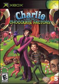 Caratula de Charlie and the Chocolate Factory para Xbox