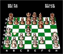 Pantallazo de Chessmaster, The para Super Nintendo