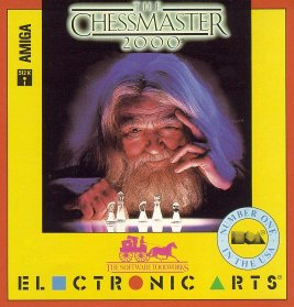 Caratula de Chessmaster 2000, The para Amiga