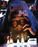 Carátula de Chessmaster 3-D, The