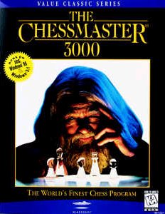 Caratula de Chessmaster 3000, The para PC