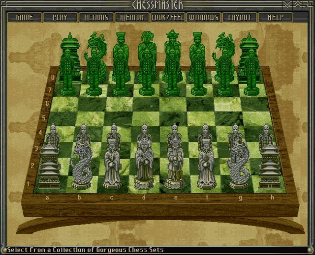 Pantallazo de Chessmaster 4000 Turbo, The para PC