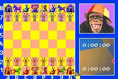 Pantallazo de Chessmaster para Game Boy Advance