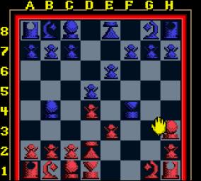 Pantallazo de Chessmaster para Game Boy Color