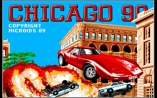 Pantallazo de Chicago 90 para PC