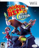Caratula nº 103993 de Chicken Little: Ace in Action (520 x 742)