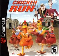 Caratula de Chicken Run para Dreamcast
