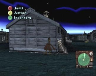 Pantallazo de Chicken Run para Dreamcast