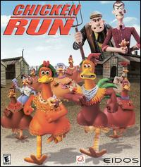 Caratula de Chicken Run para PC