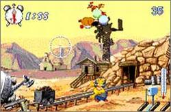 Pantallazo de Chicken Shoot 2 para Game Boy Advance