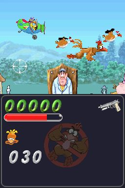 Pantallazo de Chicken Shoot para Nintendo DS