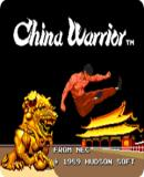 Caratula nº 119131 de China Warrior (Consola Virtual) (240 x 180)