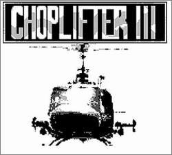 Pantallazo de Choplifter III para Game Boy