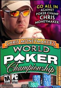 Caratula de Chris Moneymaker's World Poker Championship para PC