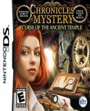 Carátula de Chronicles of Mystery: Curse of the Ancient Temple