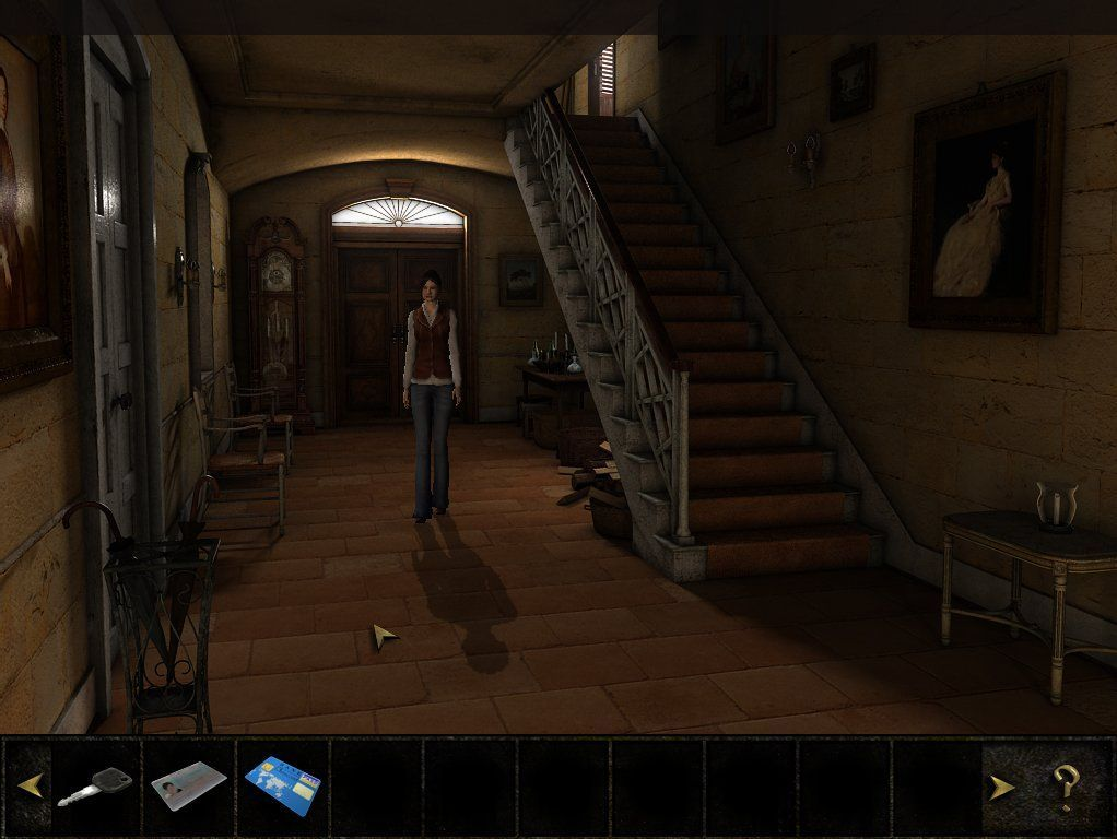 Pantallazo de Chronicles of Mystery: The Scorpio Ritual para PC