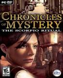 Caratula nº 147075 de Chronicles of Mystery: The Scorpio Ritual (500 x 711)