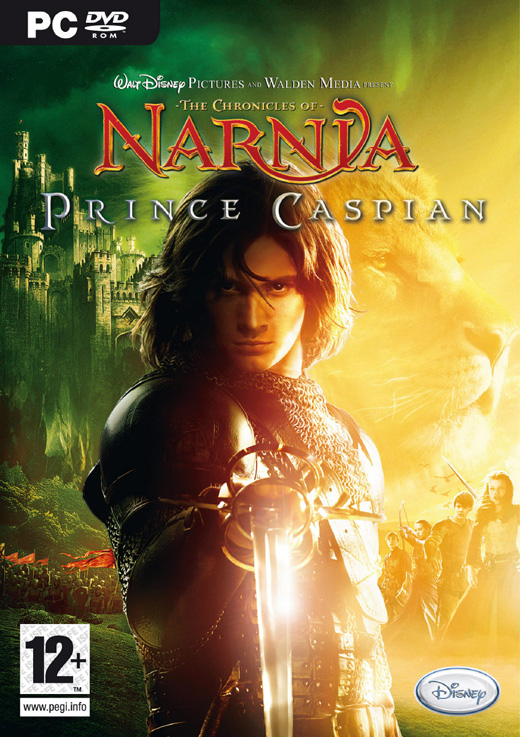 Caratula de Chronicles of Narnia: Prince Caspian, The para PC