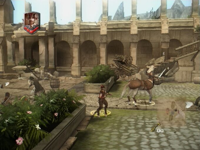 Pantallazo de Chronicles of Narnia: Prince Caspian, The para PlayStation 2