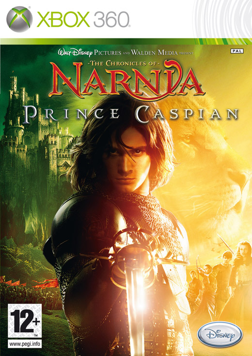 Caratula de Chronicles of Narnia: Prince Caspian, The para Xbox 360