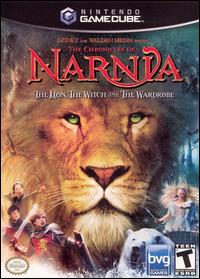 Caratula de Chronicles of Narnia: The Lion, the Witch, and the Wardrobe, The para GameCube