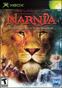 Caratula de Chronicles of Narnia: The Lion, the Witch, and the Wardrobe, The para Xbox