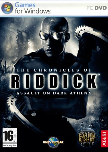 Caratula de Chronicles of Riddick: Assault on Dark Athena, The para PC