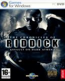 Carátula de Chronicles of Riddick: Assault on Dark Athena, The
