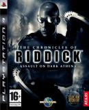 Caratula nº 154115 de Chronicles of Riddick: Assault on Dark Athena, The (521 x 600)