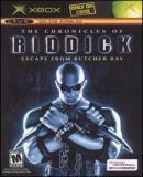 Caratula nº 106088 de Chronicles of Riddick: Escape From Butcher Bay, The (200 x 282)