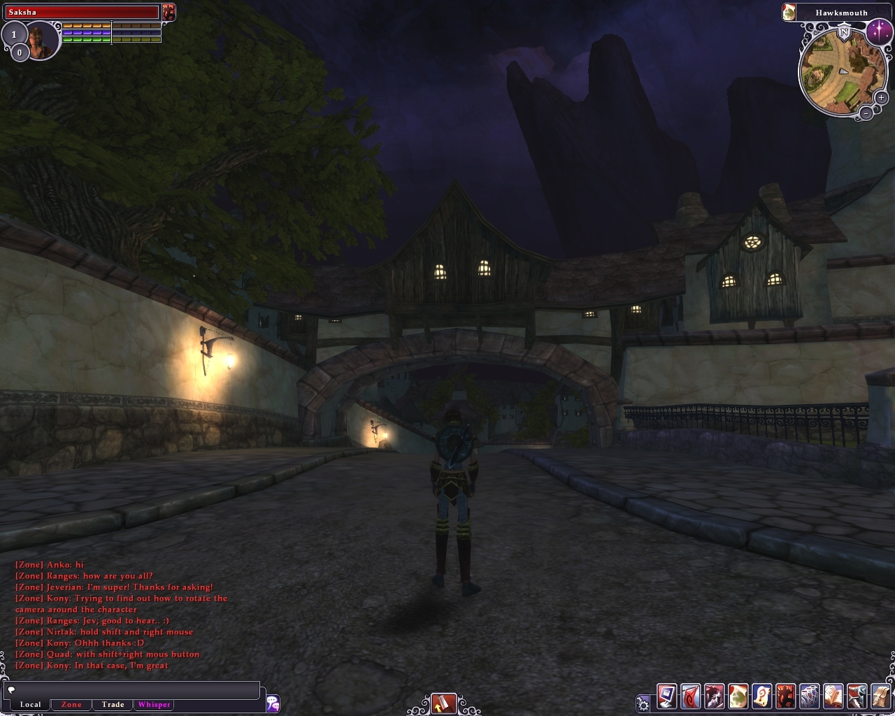 Pantallazo de Chronicles of Spellborn, The para PC
