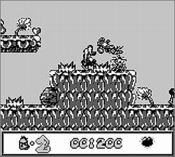 Pantallazo de Chuck Rock para Game Boy