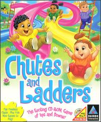 Caratula de Chutes and Ladders para PC