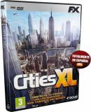 Carátula de Cities XL Premium