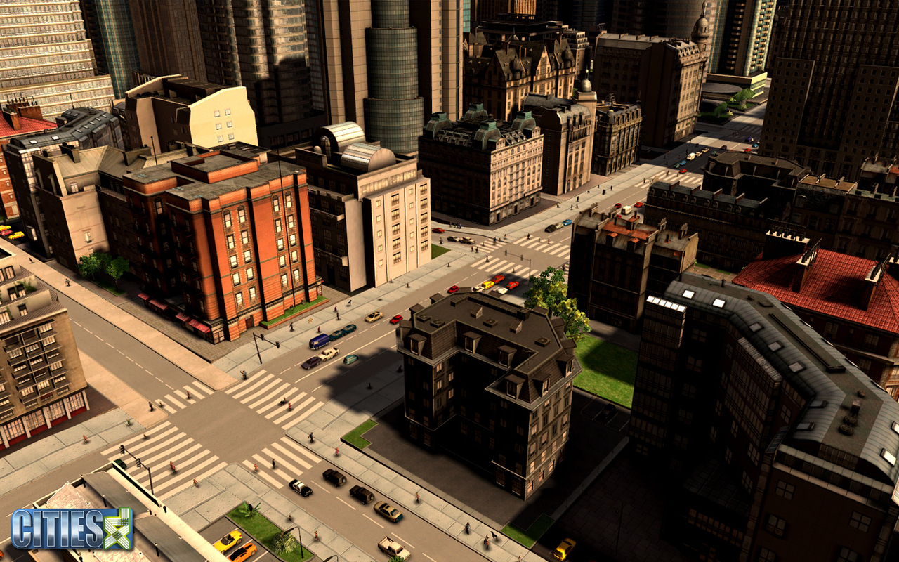 Pantallazo de Cities XL para PC