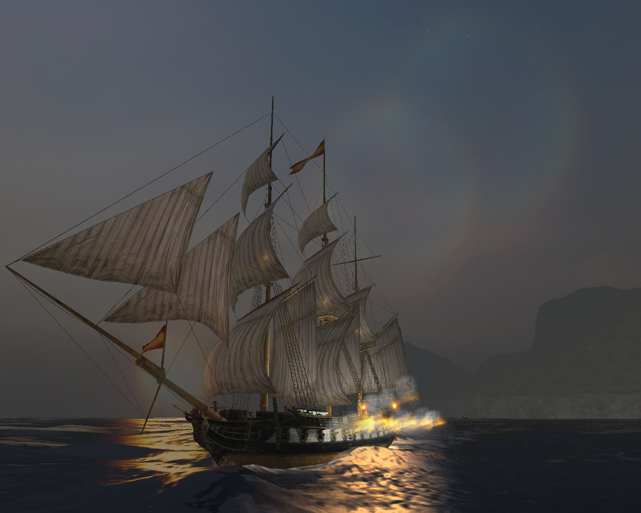 Pantallazo de City of Abandoned Ships para PC