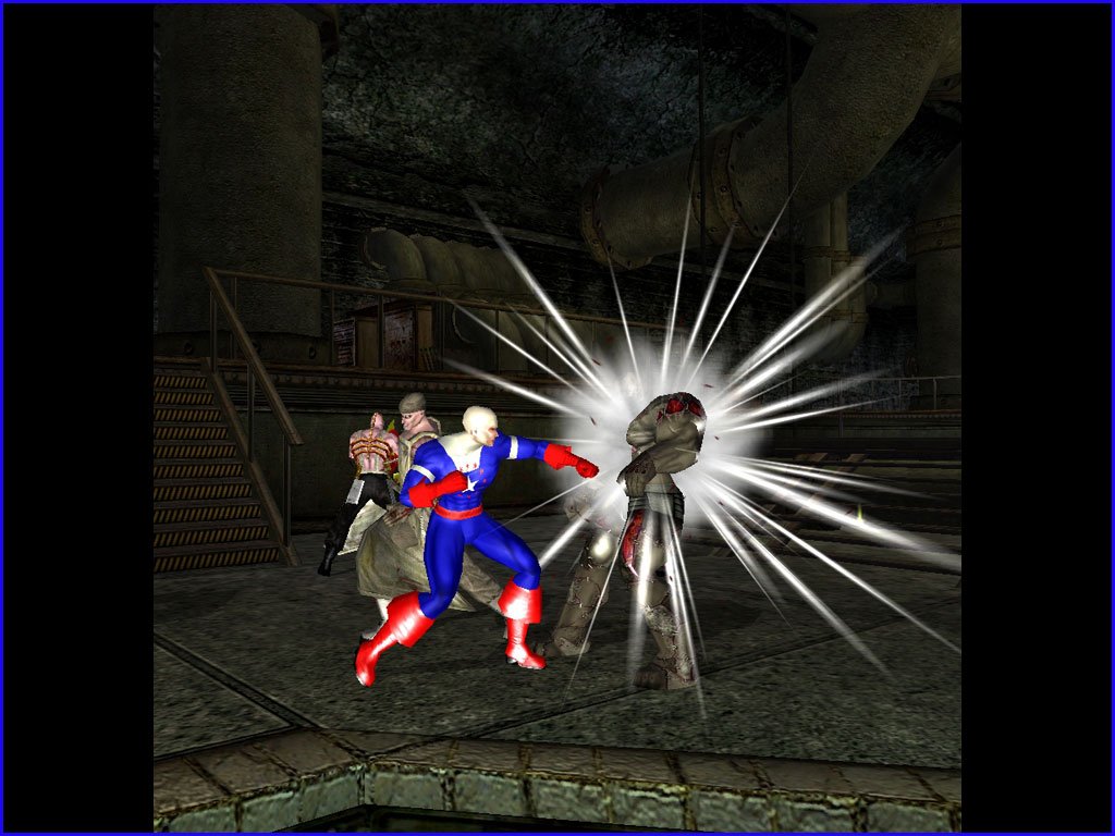 Pantallazo de City of Heroes para PC