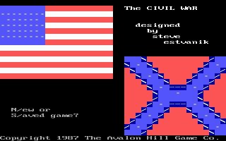 Pantallazo de Civil War, The para PC