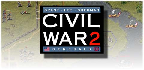Pantallazo de Civil War Generals 2: Grant - Lee - Sherman para PC