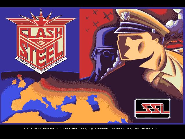 Pantallazo de Clash of Steel para PC