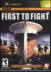 Caratula de Close Combat: First to Fight para Xbox