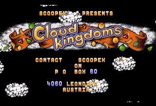 Pantallazo de Cloud Kingdoms para Amiga