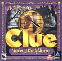 Caratula de Clue: Murder at Boddy Mansion [Jewel Case] para PC