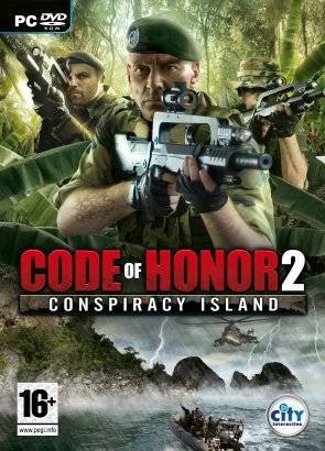 Caratula de Code of Honor 2: Conspiracy Island para PC