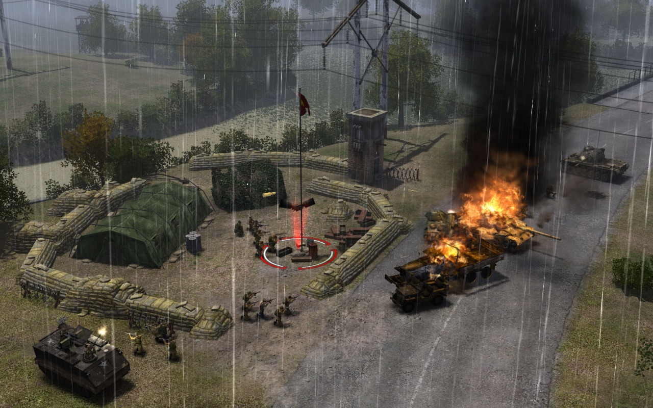 Pantallazo de Codename: Panzers - Cold War para PC