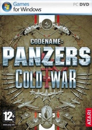 Caratula de Codename: Panzers - Cold War para PC