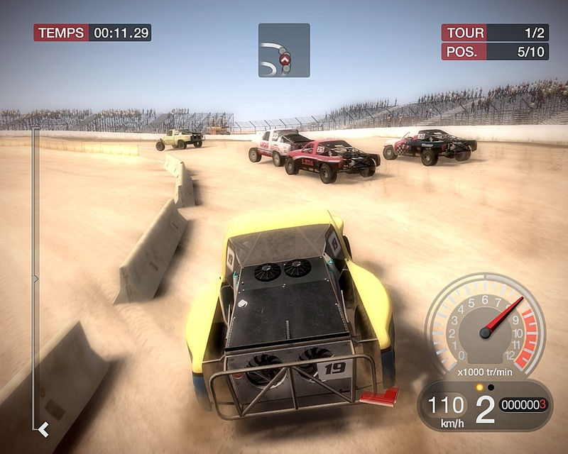 Pantallazo de Colin McRae: DIRT para PC