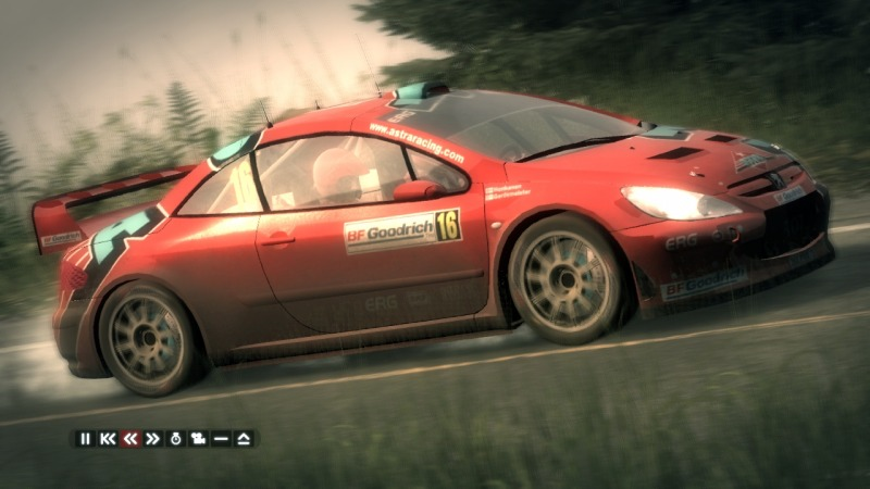 Pantallazo de Colin McRae: DIRT para PlayStation 3